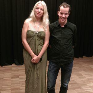 Weltstar Valentina Lisitsa und Julian Schmitz in Passau