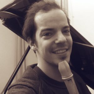 Julian Schmitz, Blockflötist und Pianist