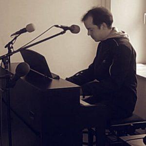 Julian Schmitz bei einer Konzertprobe in Ingolstadt