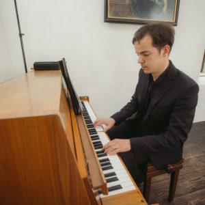 Julian Schmitz - Alleinunterhaltung bei einer Trauung im Pellerschloss Nürnberg